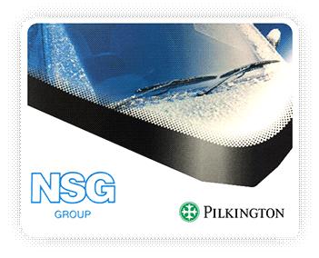 Skrobaczka do szyb PILKINGTON