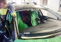 Wycinanie szyby samochodowej Pilkington