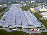 Fabryka szyb samochodowych Pilkington NSG Chmielów